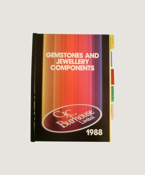 CJC Burhouse Limited Gemstones and Jewellery Components 1988  Burhouse, Clinton