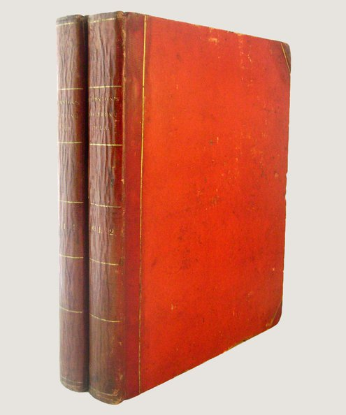 A Sporting Tour Through Various Parts of France, in the Year 1802...[Two volume complete set].  Thornton, Colonel [Thomas].