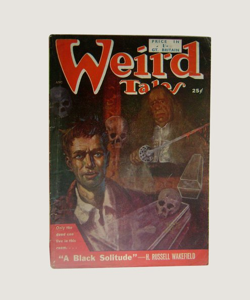 Weird Tales No 10 [UK Edition].  McIlwraith, D (editor).