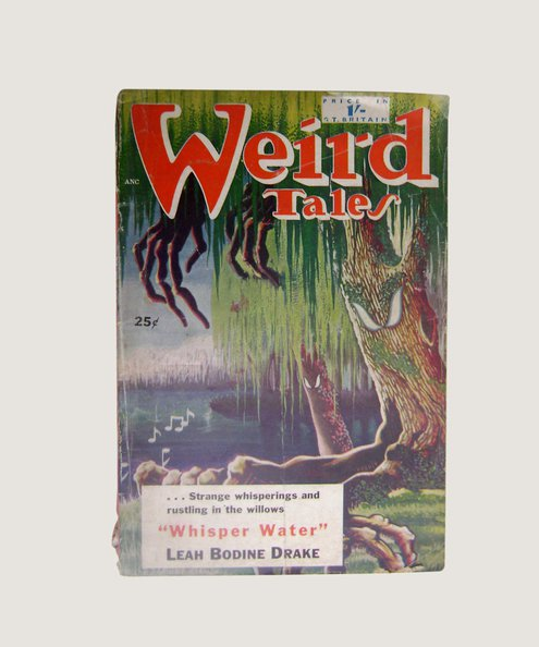 Weird Tales No 22 [UK Edition].  McIlwraith, D (editor).