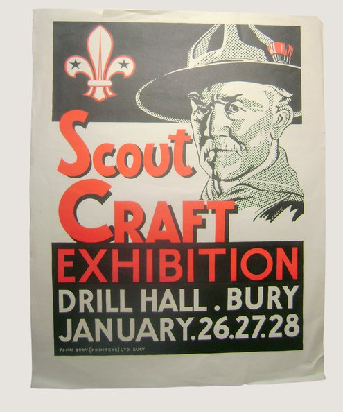 Scout Craft Exhibition [Poster].
