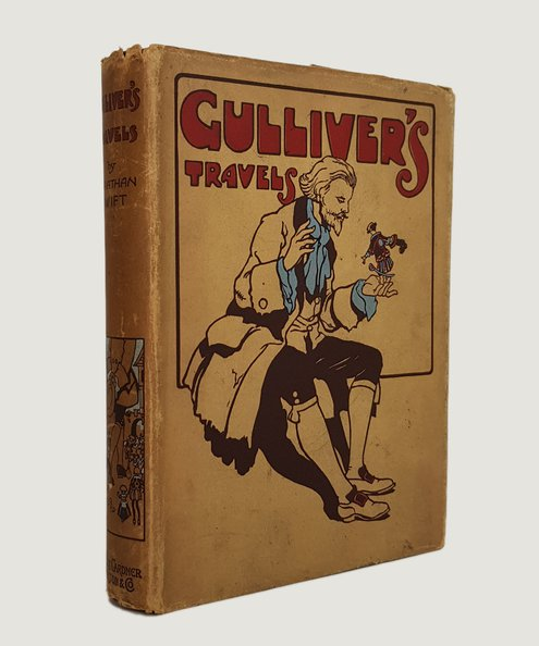 Gulliver's Travels.  [Swift, Jonathan] & Darton, F. J. (editor).