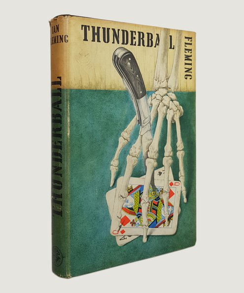 Thunderball.  Fleming, Ian.