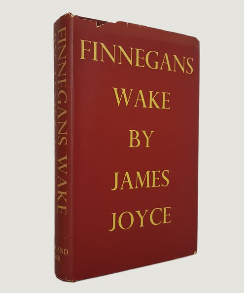 Finnegan's Wake.  Joyce, James.