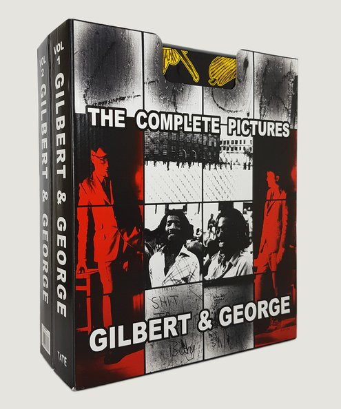 The Complete Pictures 1971-2005 In Two Volumes.  Gilbert & George.