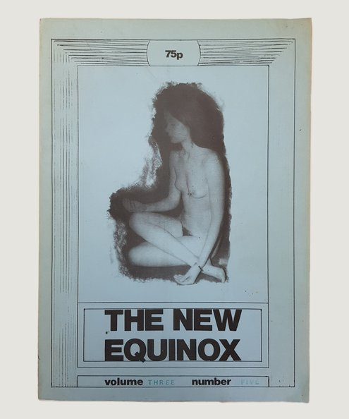 The New Equinox Volume 3 Part 5.  Sherwin, Ray.